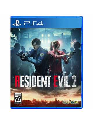 Resident Evil 2 Remake [PS4] Trade-in | Б/У