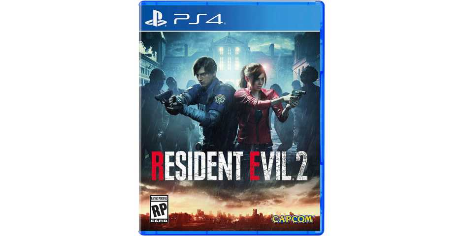 Resident Evil 2 Remake [PS4] Trade-in   Б/У