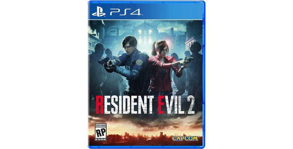 Resident Evil 2 Remake [PS4]