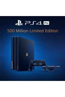 PlayStation 4 Pro 2TB 500 Million Limited Edition