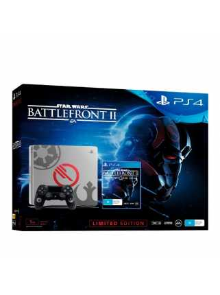 PlayStation 4 Slim 1TB Star Wars Battlefront 2 Edition