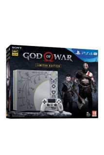 PlayStation 4 Pro 1TB God of War Limited Edition