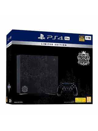 PlayStation 4 Pro 1TB Kingdom Hearts III Limited Edition