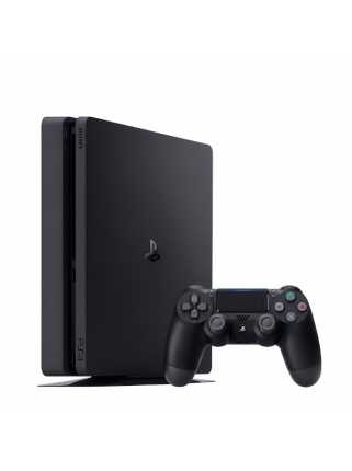 PlayStation 4 Slim 500GB (Black)