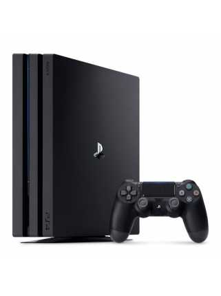 PlayStation 4 Pro 1TB (Black)