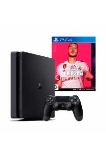 PlayStation 4 Slim 500GB + FIFA 20
