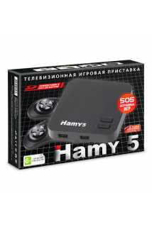 "Sega - Dendy ""Hamy 5"" (505-in-1) Black"