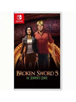 Broken Sword 5: the Serpent's Curse [Switch] Предзаказ