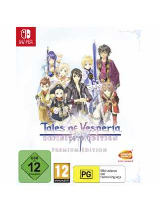 Tales of Vesperia: Definitive Edition - Premium Edition [Switch]