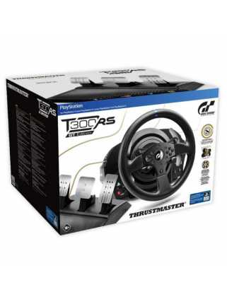 Руль Thrustmaster T300RS GT Edition