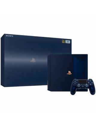Sony PlayStation 4 Pro 500 Million Limited Edition (2ТБ)