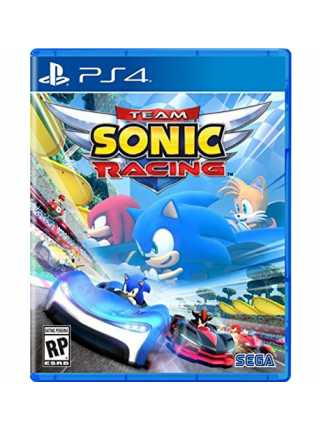 Team Sonic Racing [PS4] Предзаказ