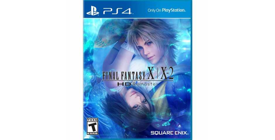 Final Fantasy X/X-2 HD Remaster [PS4] Trade-in | Б.У.