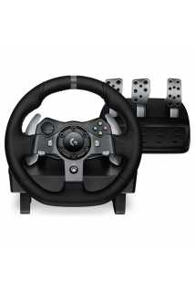 Руль Logitech G920 Driving Force [Xbox One]