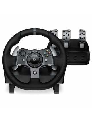 Руль Logitech G920 Driving Force [Xbox One]