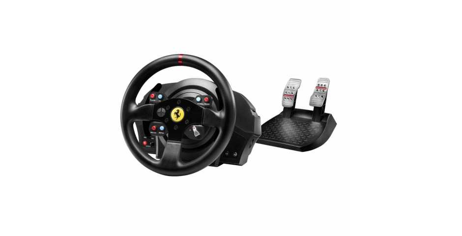 Руль Thrustmaster T300 Ferrari GTE EU Version