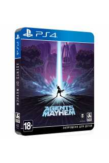 Agents of Mayhem Steelbook Edition [PS4]