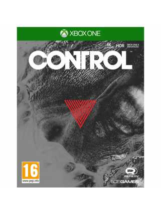 Control - Deluxe Edition [Xbox One]