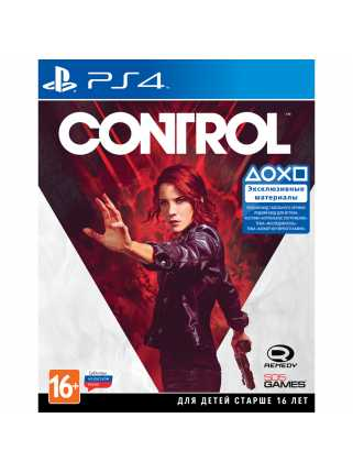 Control [PS4] Trade-in | Б/У
