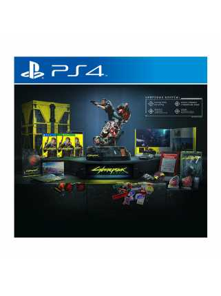 Cyberpunk 2077 Collector's Edition [PS4, русская версия]