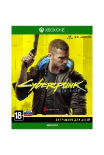 Cyberpunk 2077 [Xbox One/Xbox Series, русская версия]