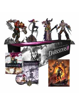 Darksiders III Apocalypse Edition [PS4, русская версия]