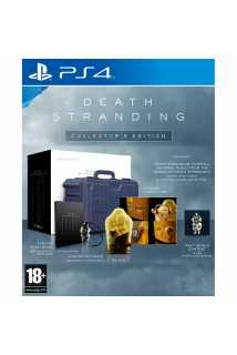Death Stranding Collector's Edition [PS4, русская версия]