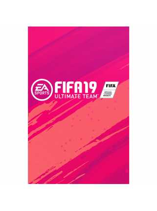 FIFA 19 Ultimate Team Players Pack (код) [PS4]
