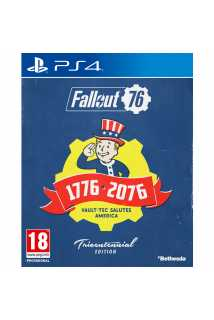 Fallout 76 Tricentennial Edition [PS4]