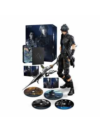 Final Fantasy XV. Ultimate Collector's Edition [PS4, русская версия]