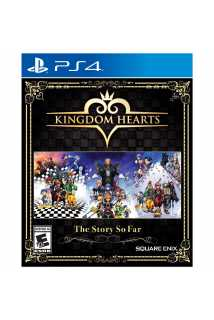 Kingdom Hearts: The Story So Far [PS4]