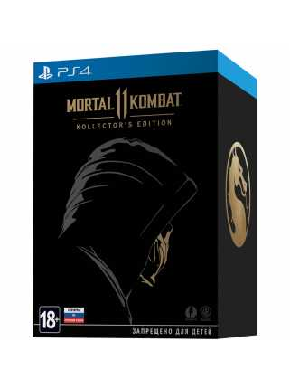 Mortal Kombat 11 Collector's Edition [PS4]