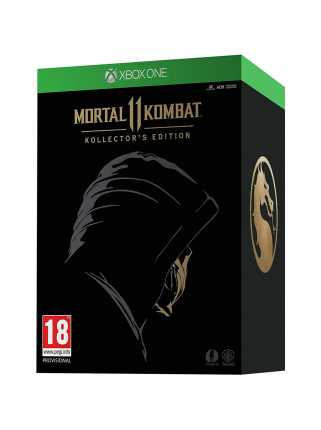 Mortal Kombat 11 Collector's Edition [Xbox One]