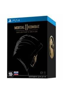 Mortal Kombat 11 Kollector's Edition [PS4]