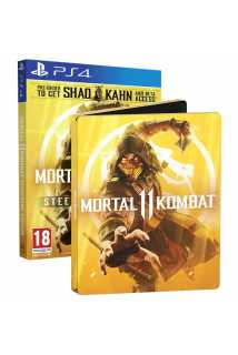 Mortal Kombat 11 Steelbook Edition [PS4]