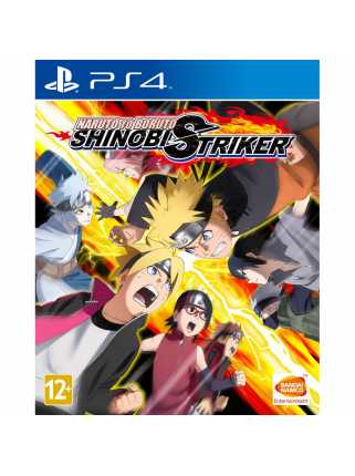 Naruto to Boruto: Shinobi Striker [PS4]