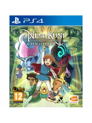 Ni no Kuni: Wrath of the White Witch Remastered [PS4]