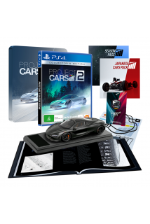 Project Cars 2 Collector's Edition [PS4]