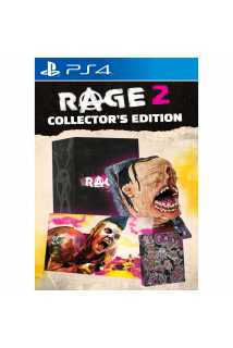 RAGE 2 Collector's Edition [PS4, русская версия]