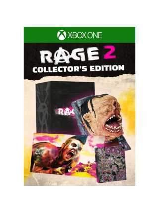 RAGE 2 Collector's Edition [Xbox One, русская версия]