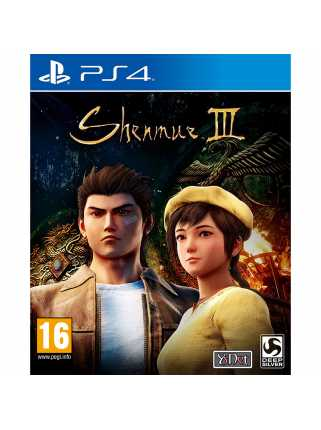 Shenmue III [PS4]