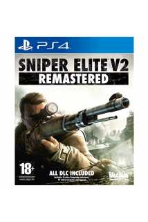 Sniper Elite V2 Remastered [PS4, русская версия]