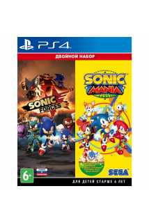 Sonic Forces + Sonic Mania Plus [PS4]
