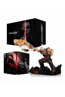 Tekken 7 Collector's Edition (Без игры)