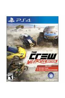 The Crew - Wild Run Edition [PS4, русская версия]