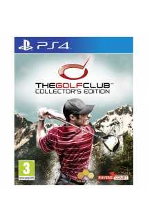 The Golf Club Collector's Edition [PS4]