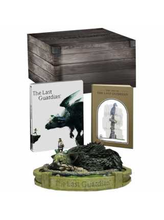 The Last Guardian: Последний хранитель - Collector's Edition [PS4]
