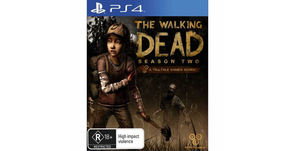 The Walking Dead: Season Two [PS4]