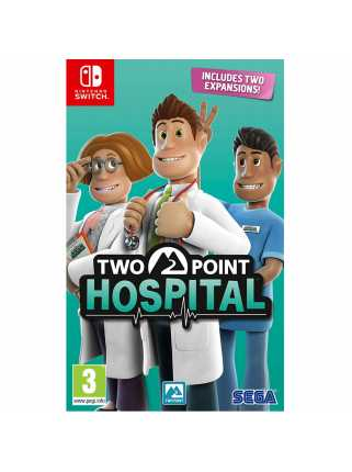 Two Point Hospital [Switch]