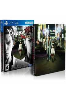 Yakuza Kiwami Steelbook Edition [PS4]